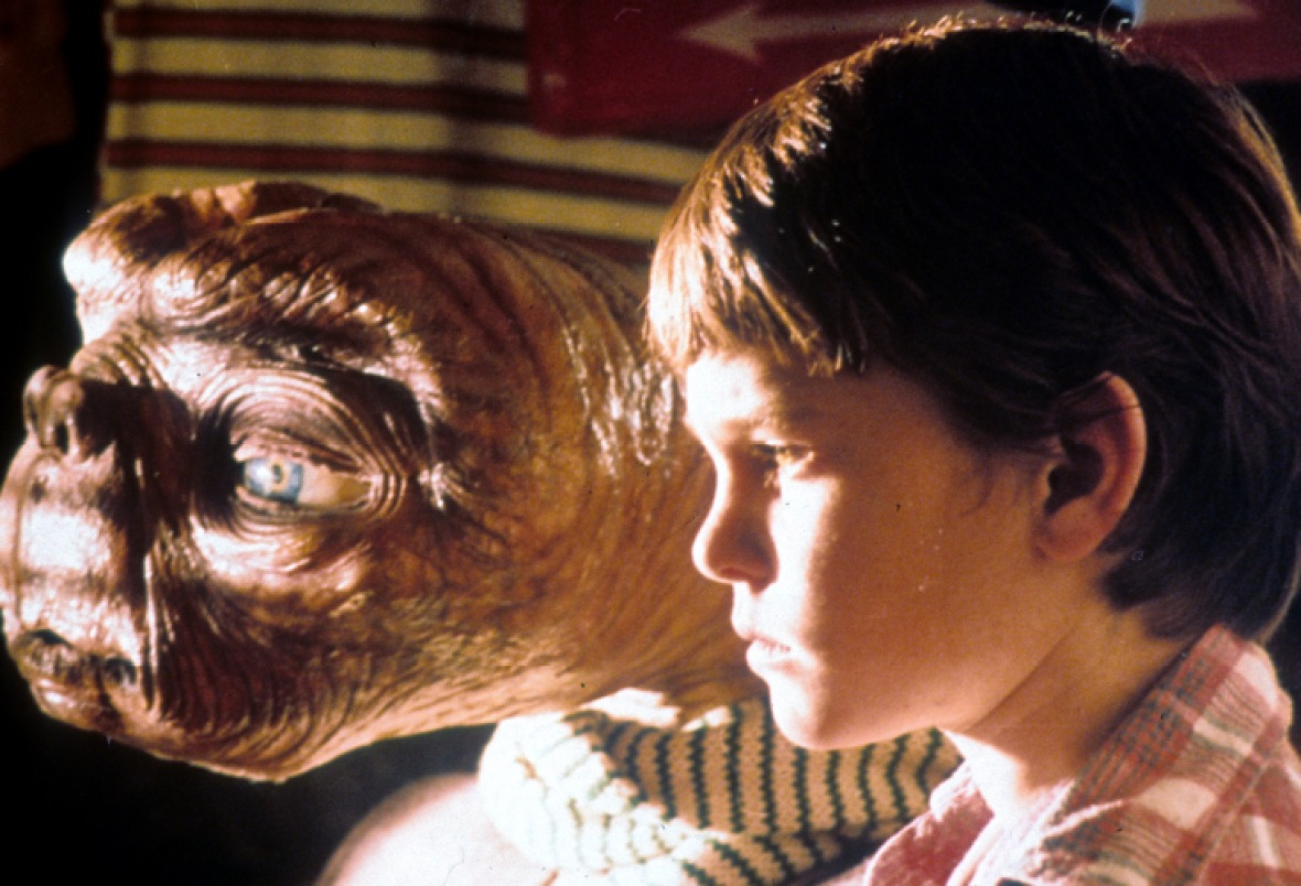 e.t movie getty images