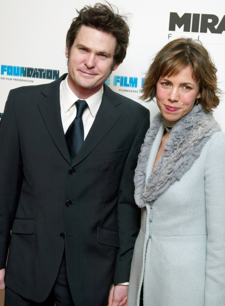 henry thomas wife anna getty images