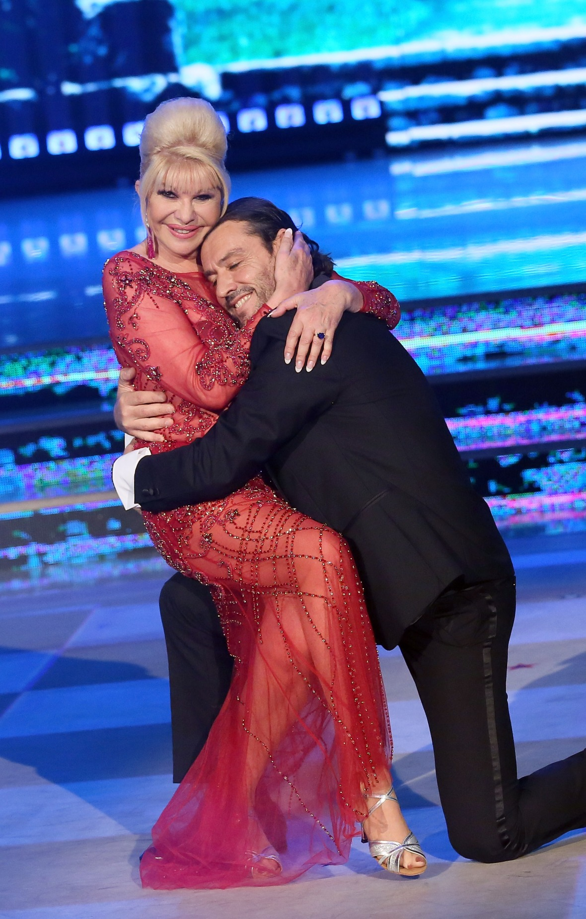 ivana trump dwts getty images
