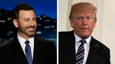 jimmy-kimmel-donald-trump-melania-tweet