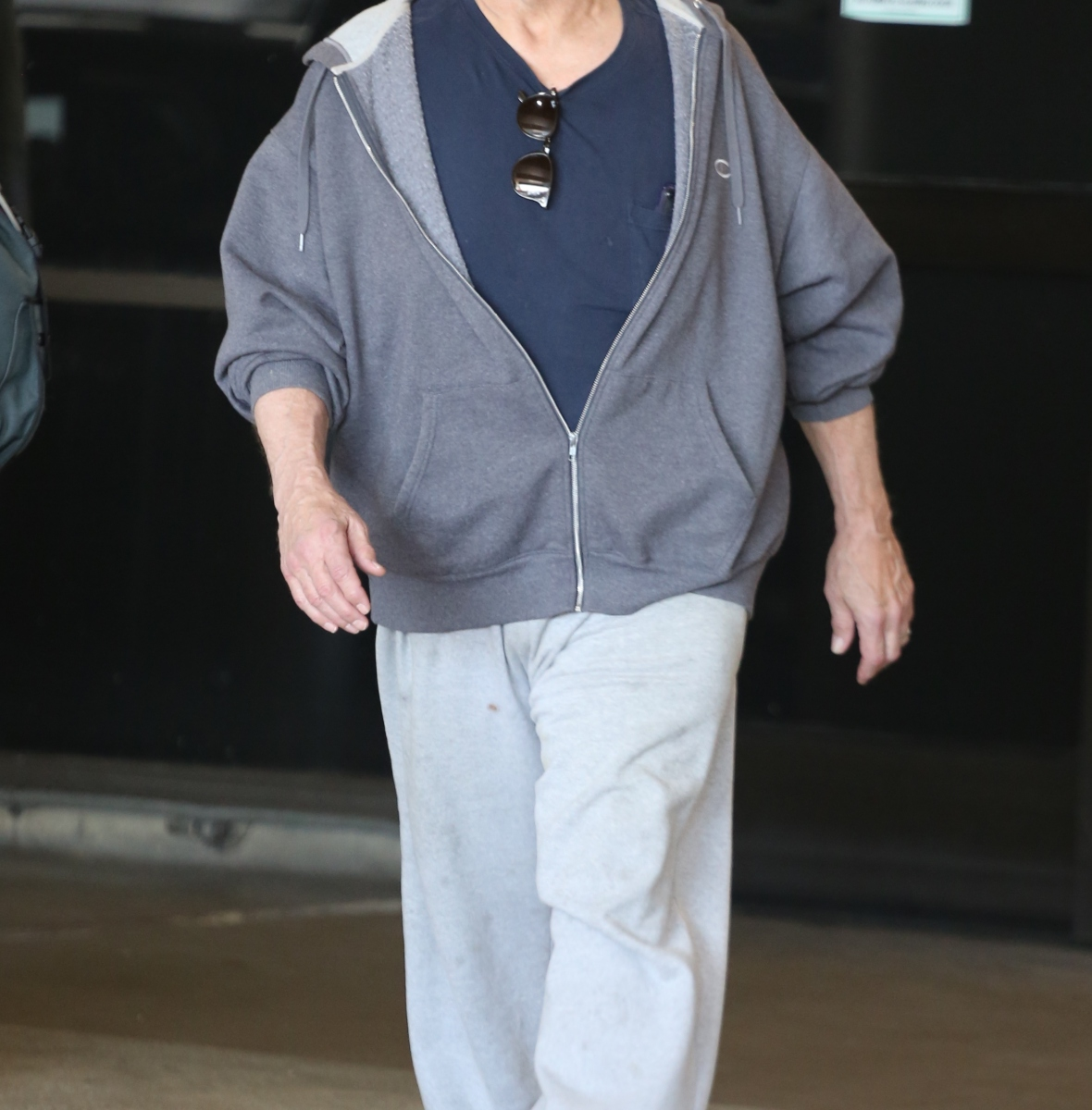john goodman weight loss splash