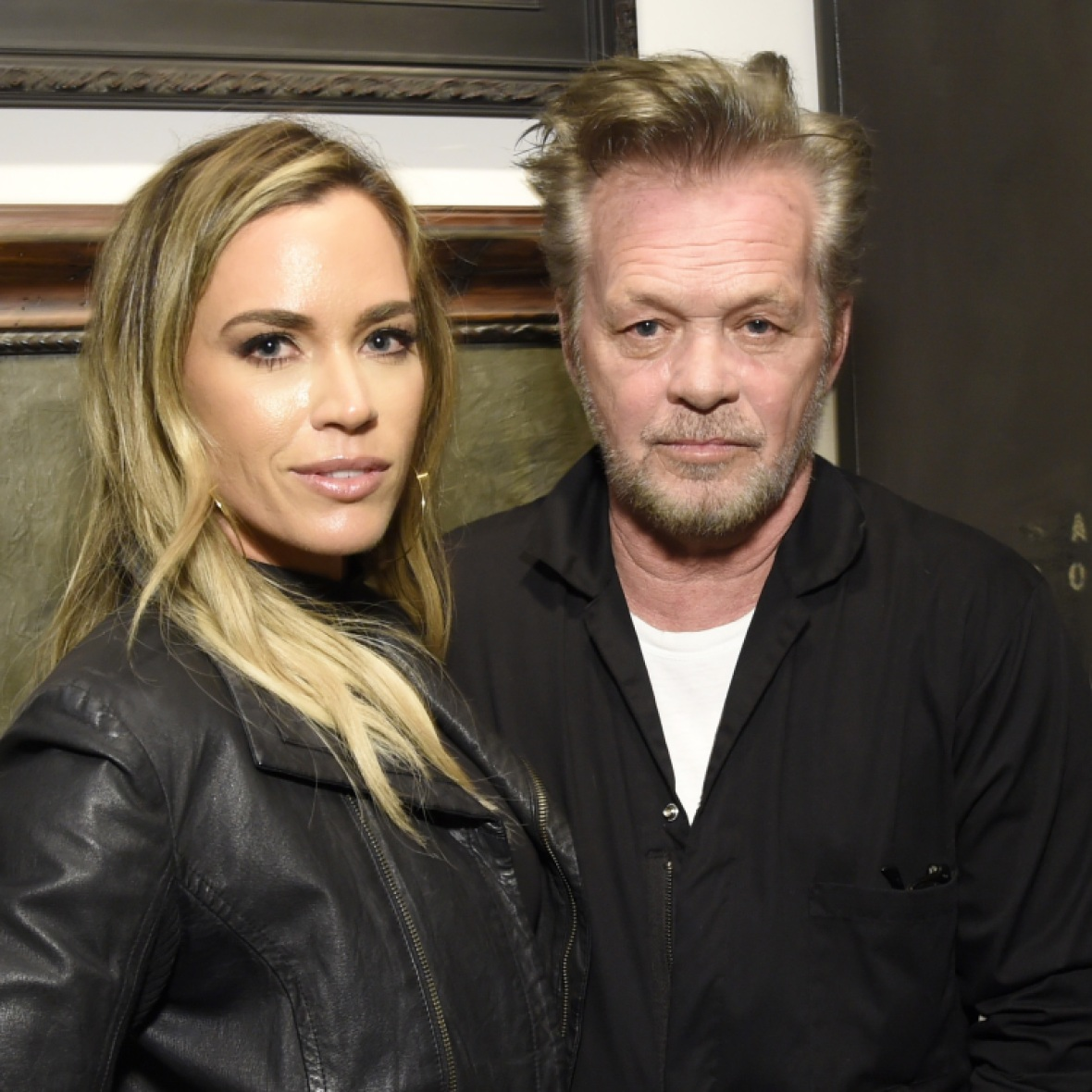 john mellencamp teddi mellencamp getty images