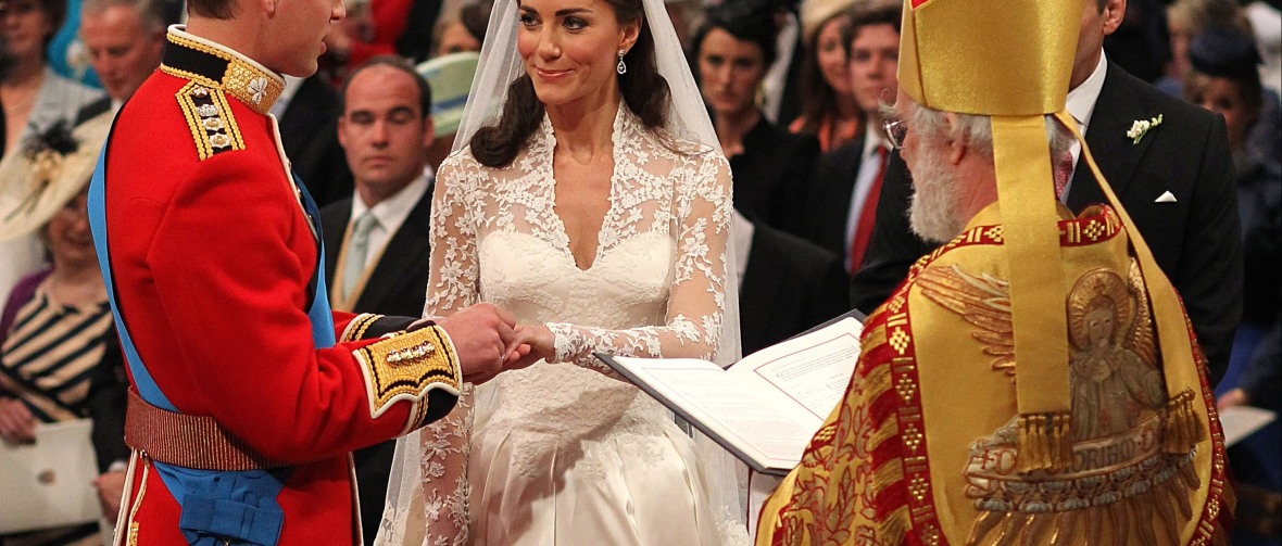 kate middleton wedding ring getty images