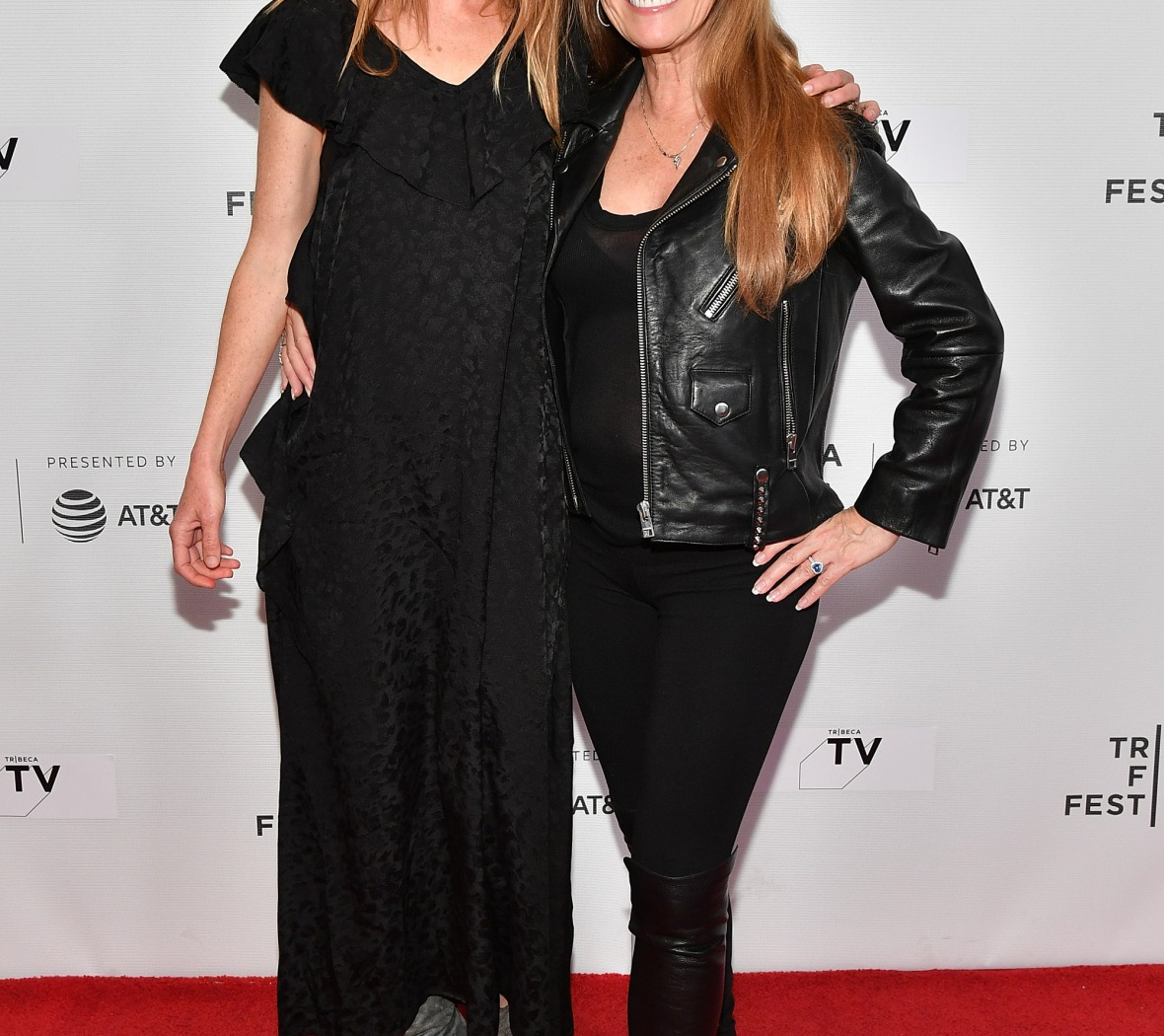 katherine flynn and jane seymour getty images