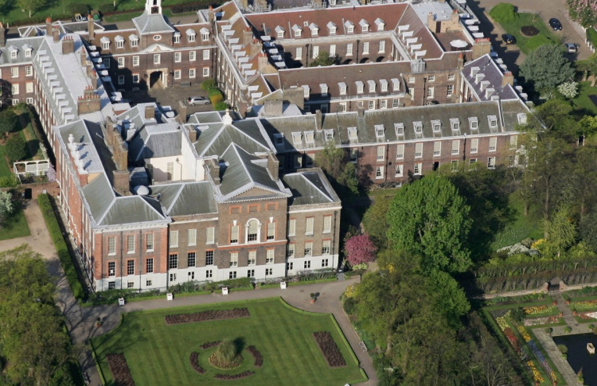 kensington palace getty images