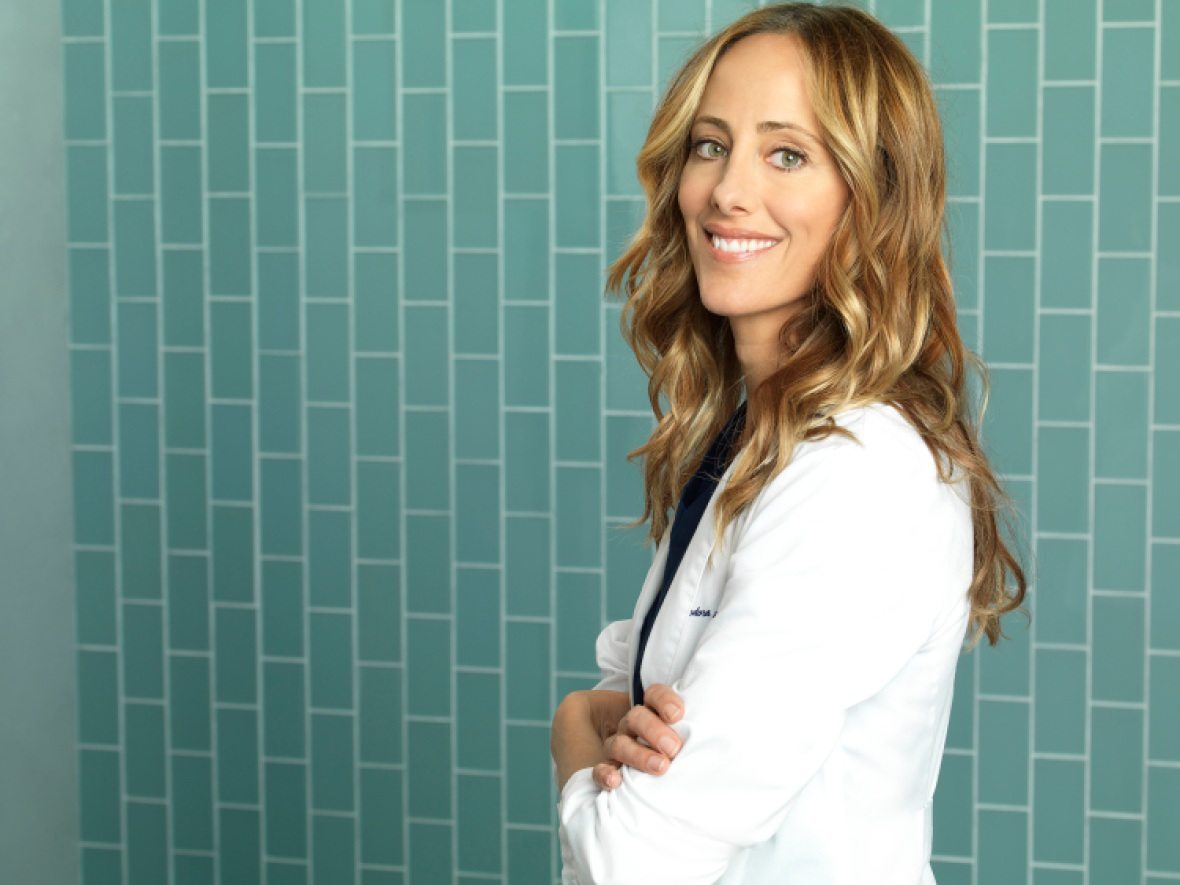 kim raver teddy altman 'grey's anatomy' getty images