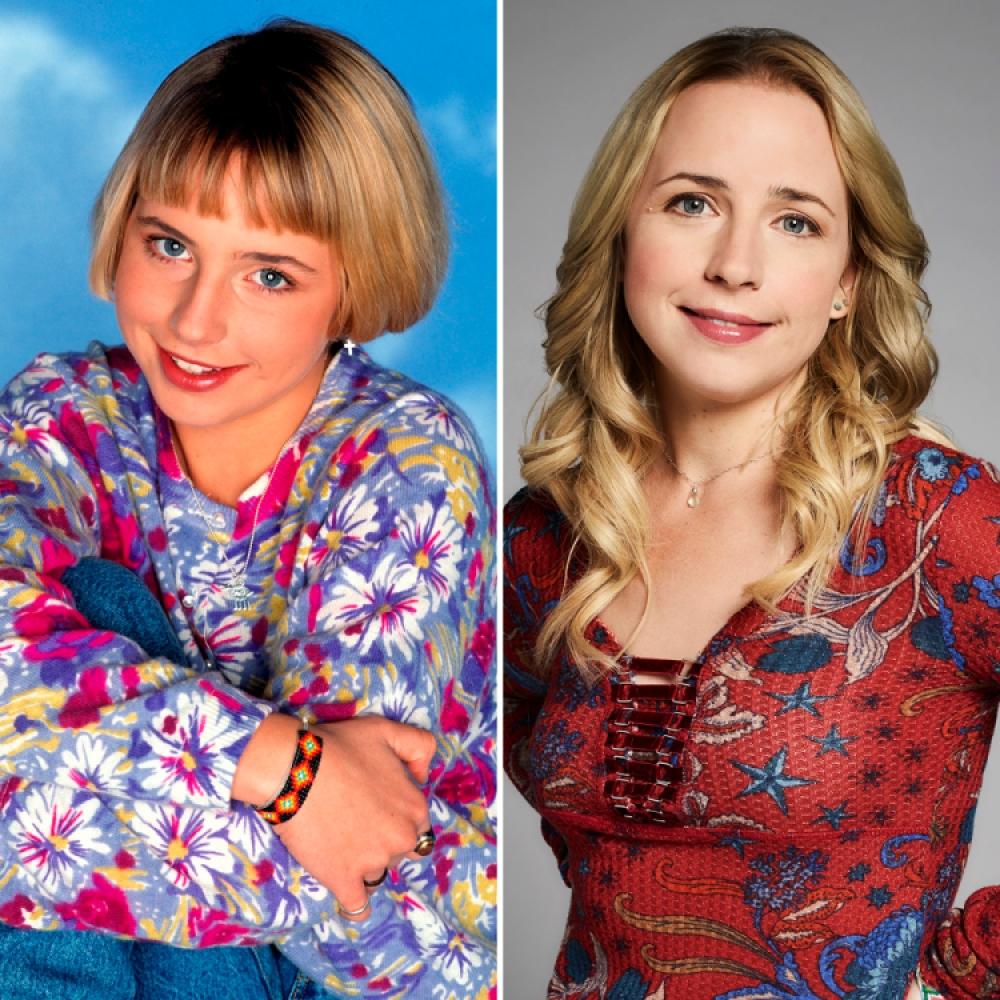 lecy goranson roseanne getty images