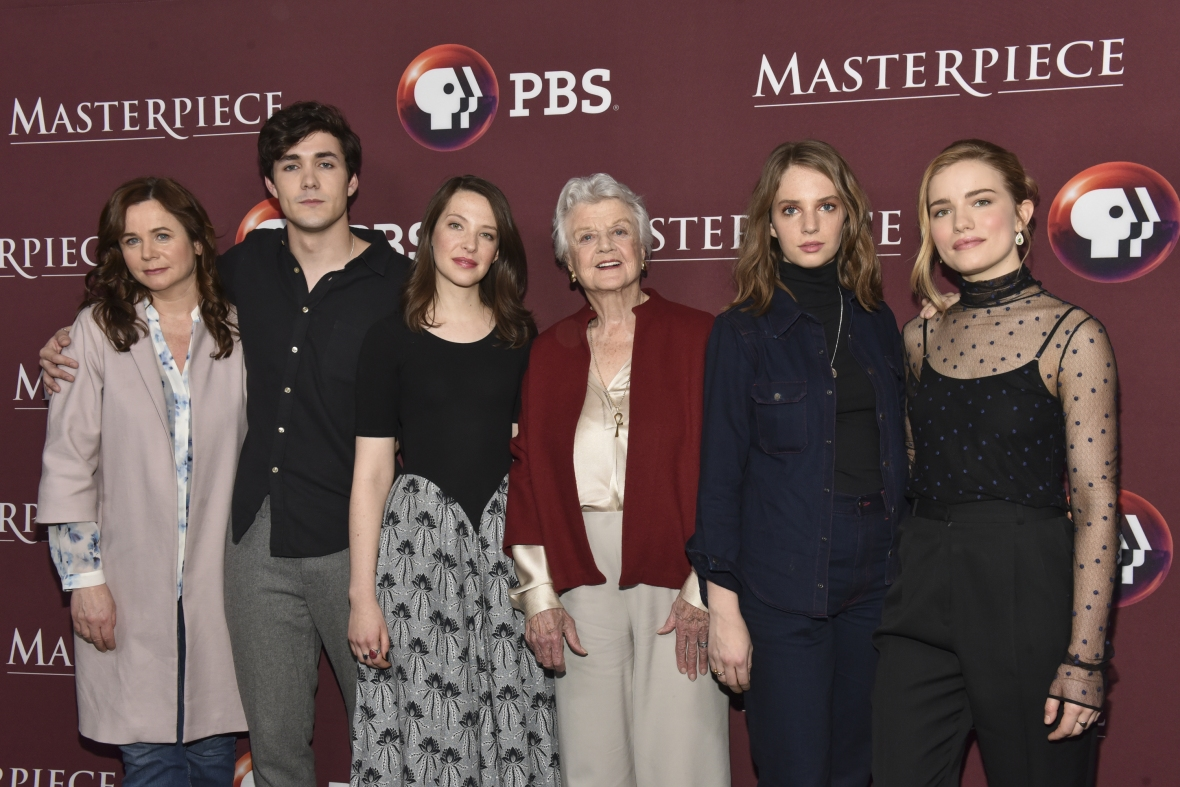little women cast getty images