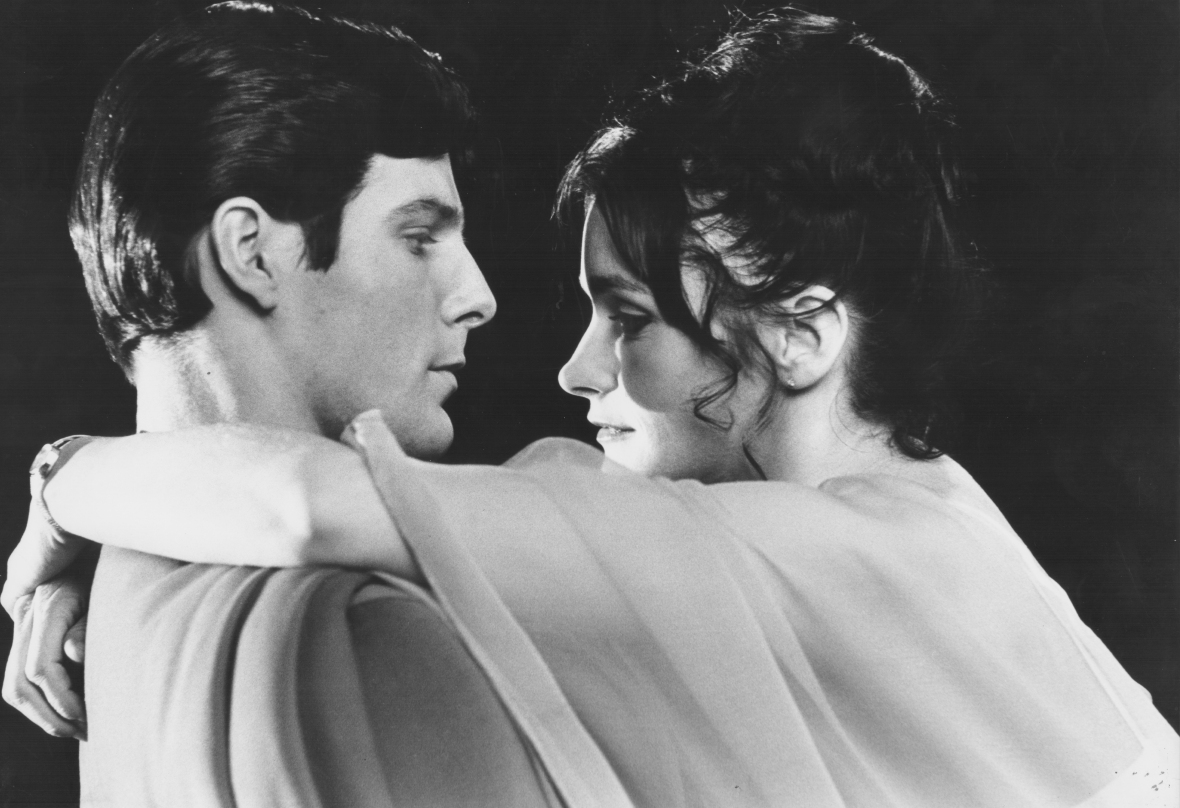 margot kidder christopher reeve getty images
