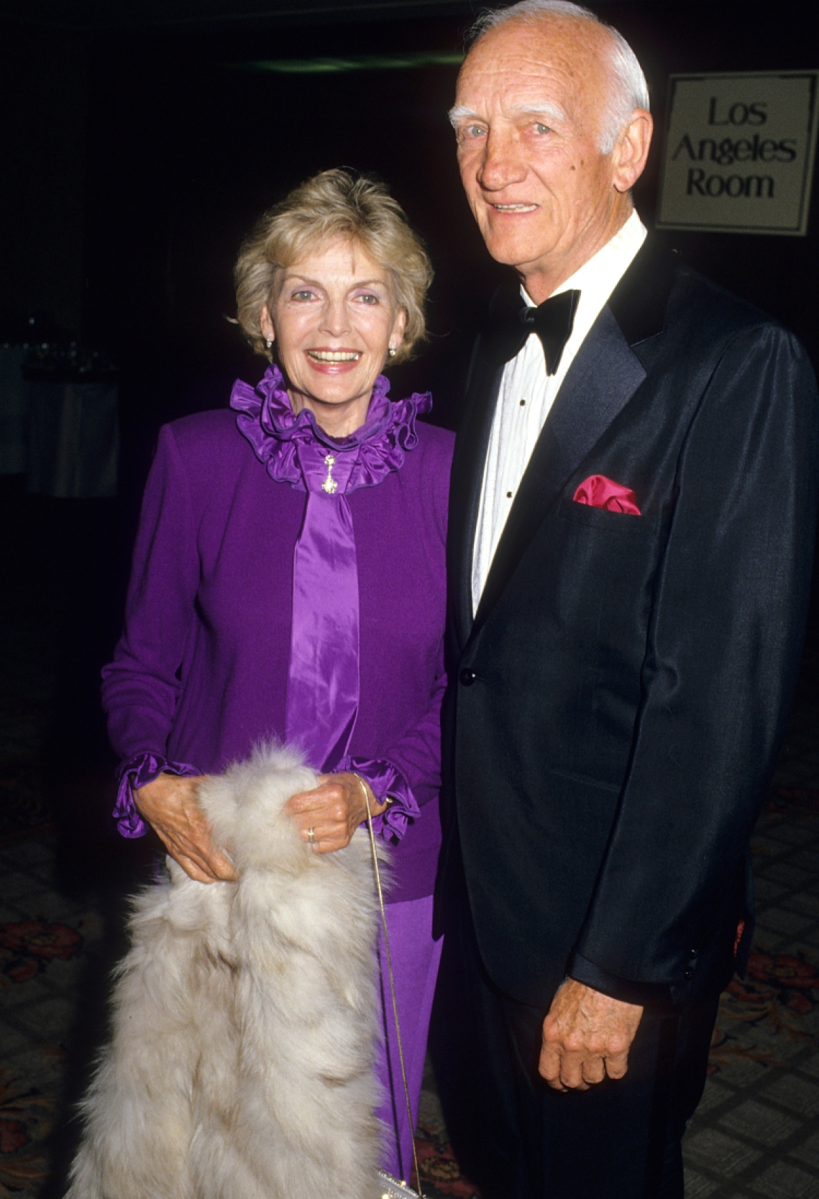 mark harmon parents getty images
