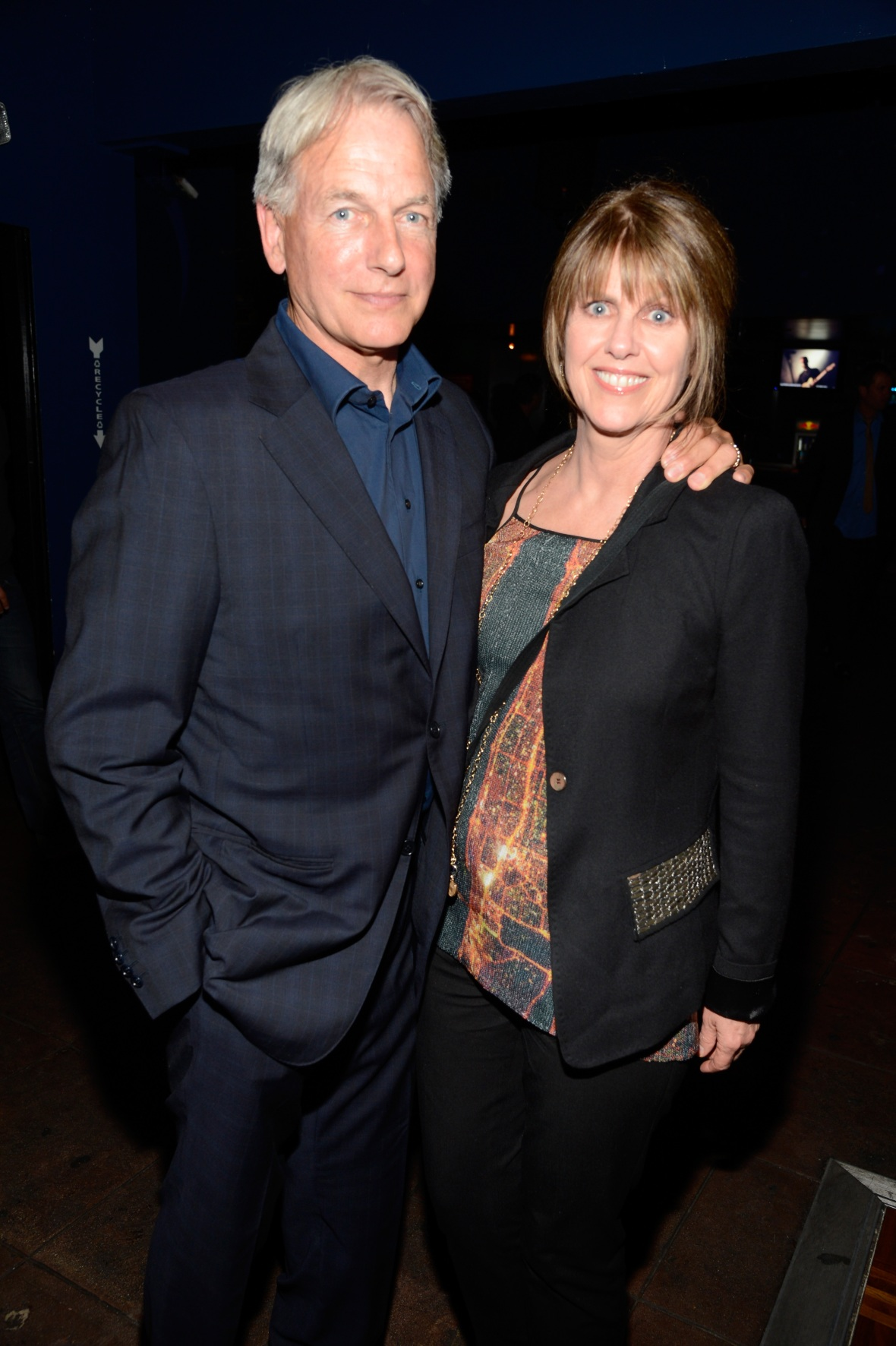 mark harmon wife getty images