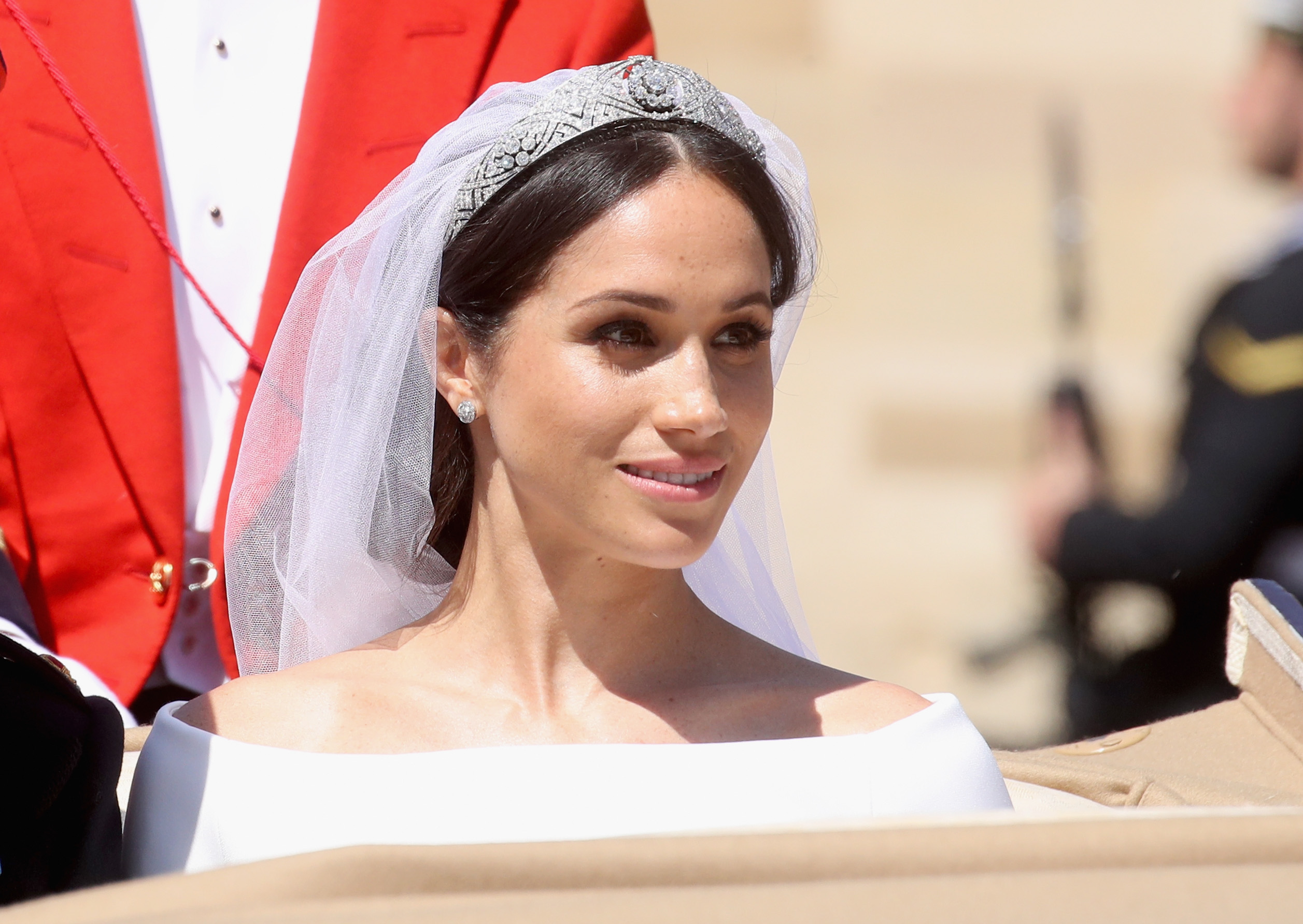 Meghan Markle S Wedding Tiara See The First Pics