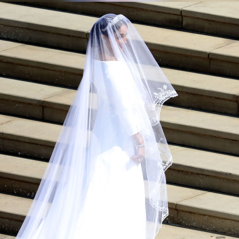 f30a8e406b8ee2 Meghan Markle's Wedding Dress: Get All the Details on Her Gown!