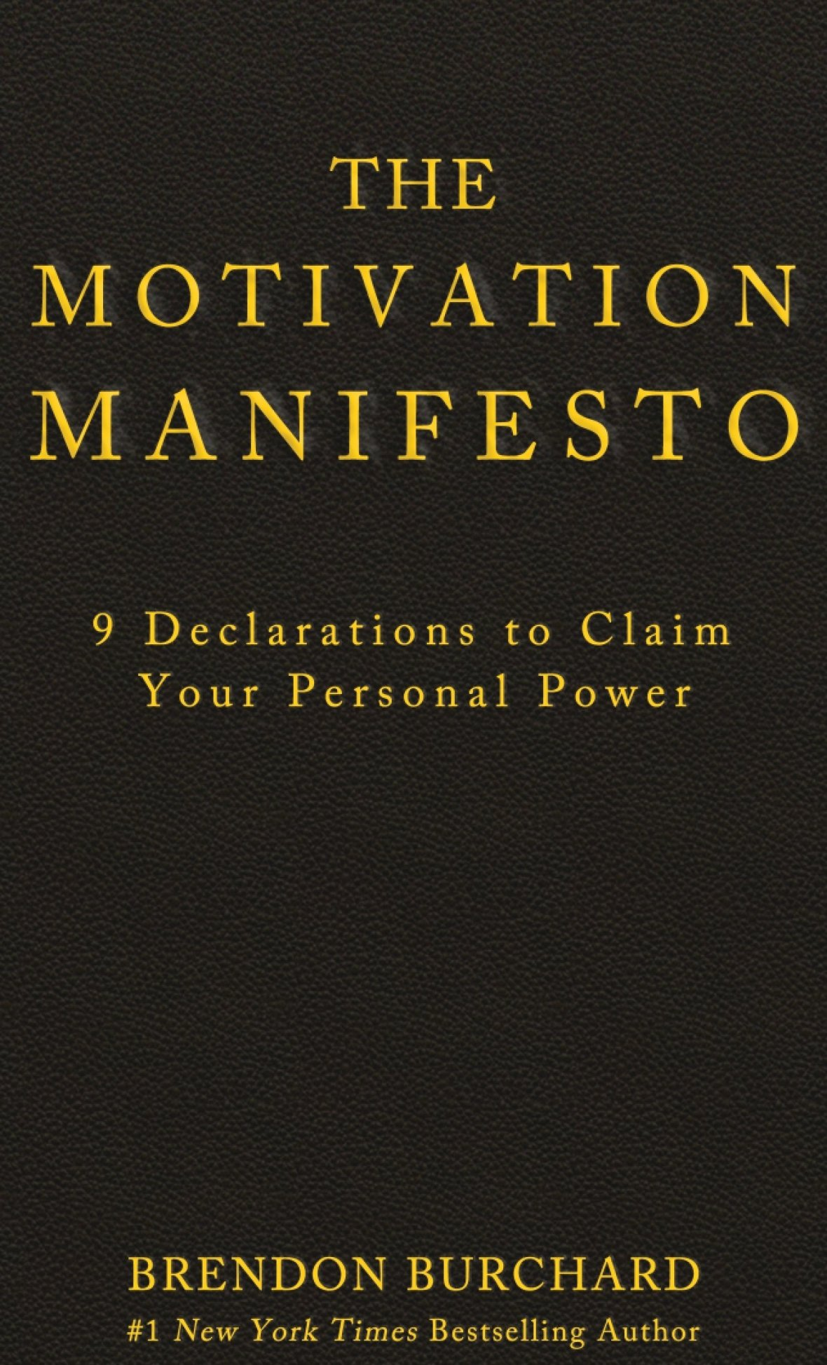 the motivation manifesto r/r