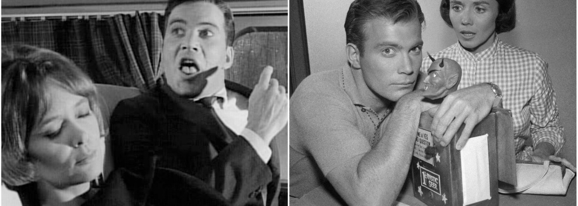 oz - william shatner on twilight zone