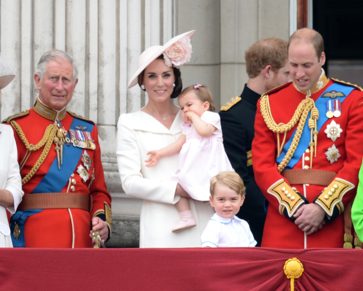 prince charles grandchildren getty images