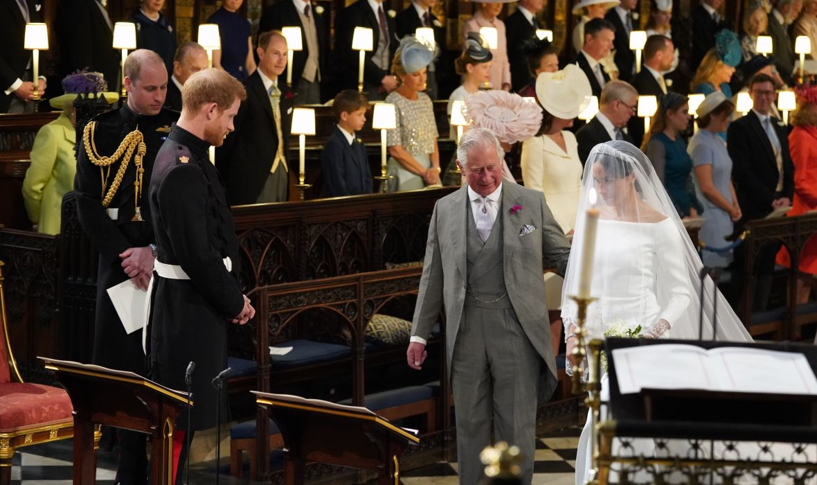 prince charles meghan markle getty images