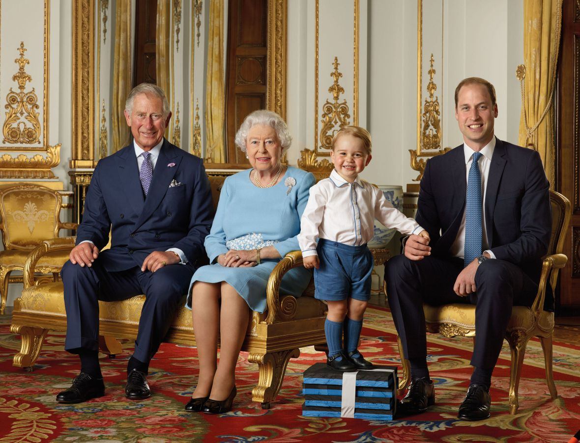 prince george getty images