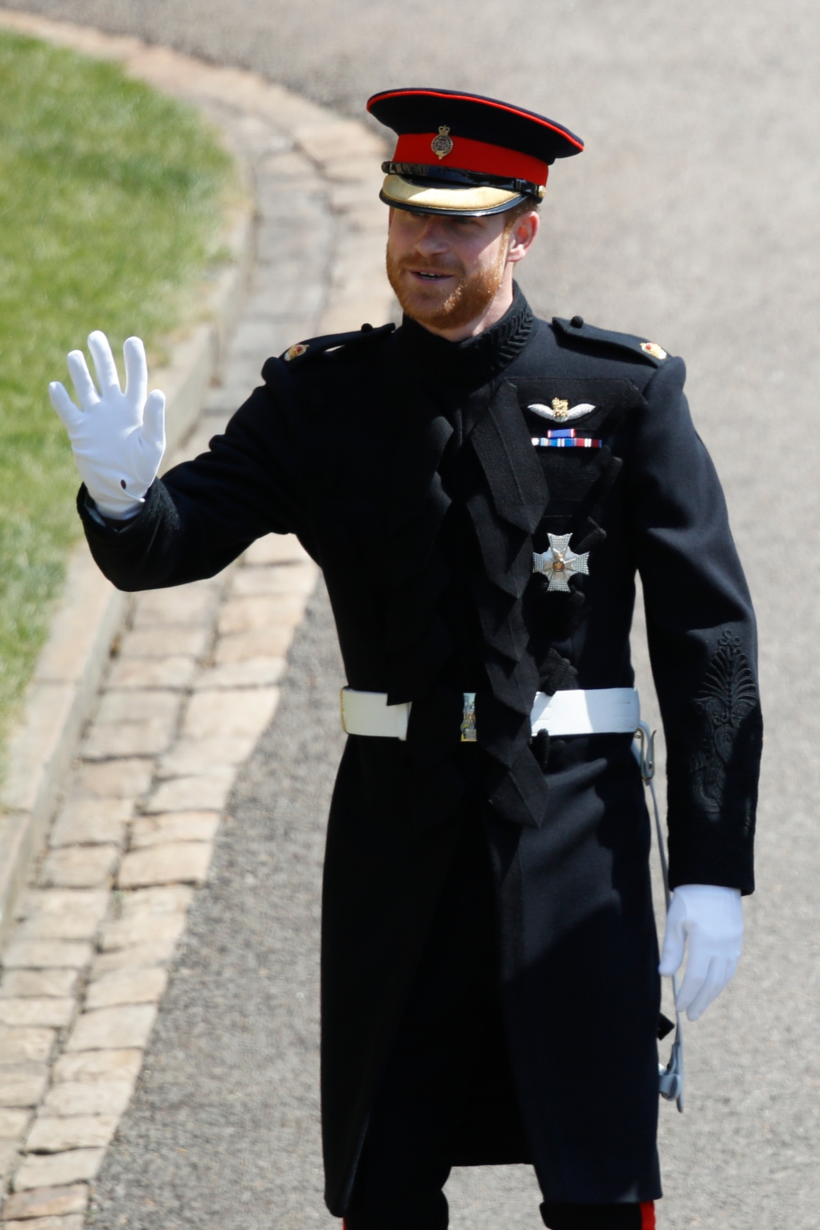 prince harry wedding getty images