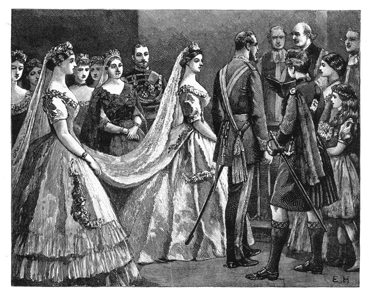 princess helena's wedding getty images