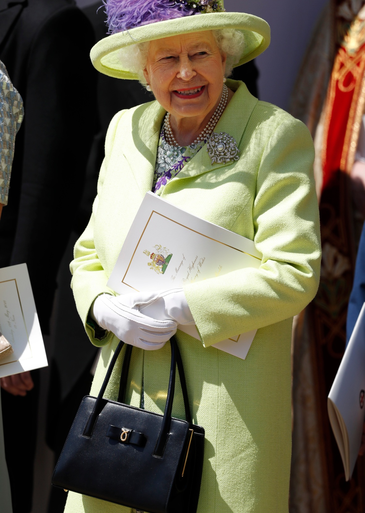 queen elizabeth getty images
