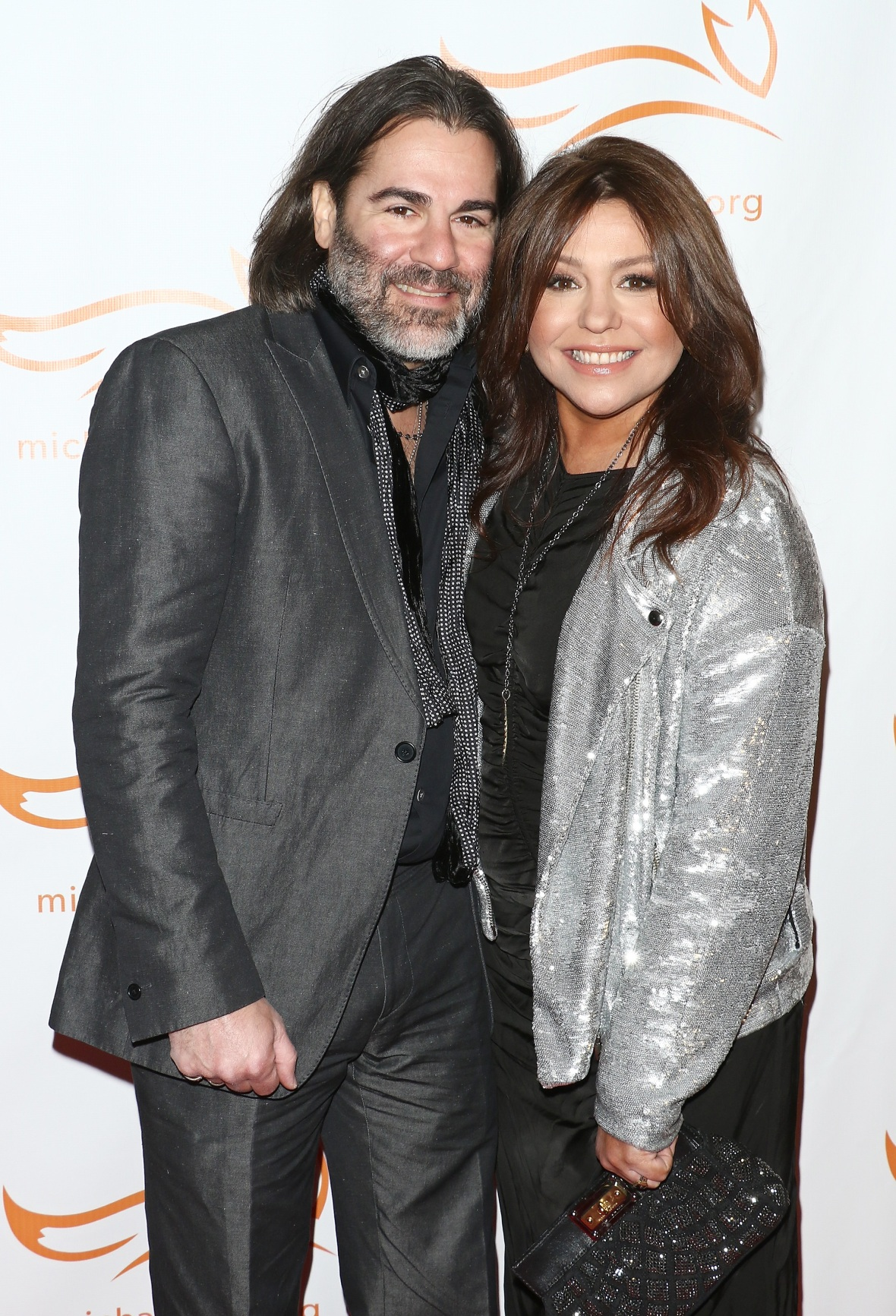 rachel ray and her husband john getty images