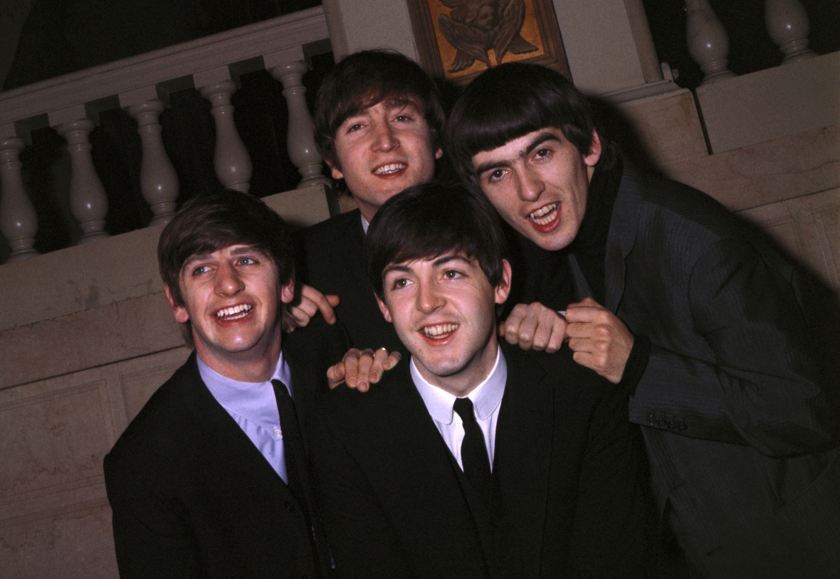 the beatles - group 1