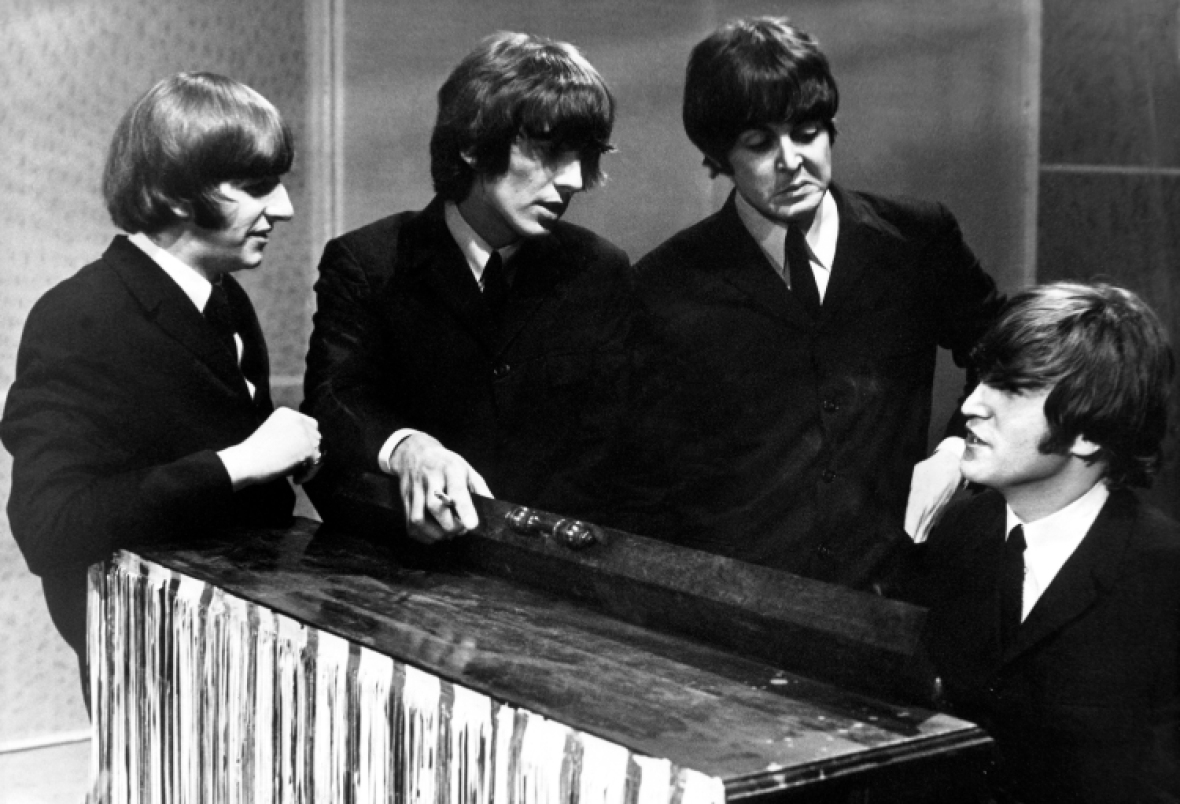 the beatles - group 3