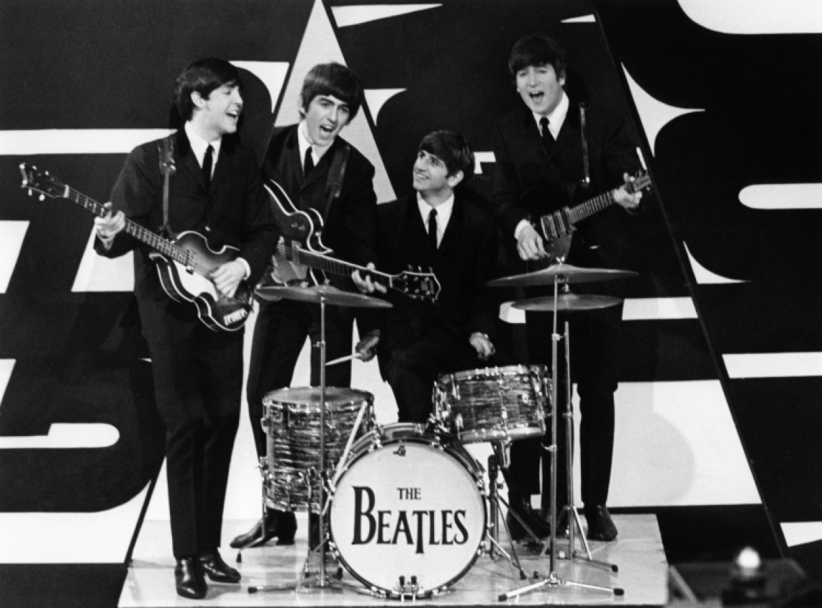 the beatles - group 6
