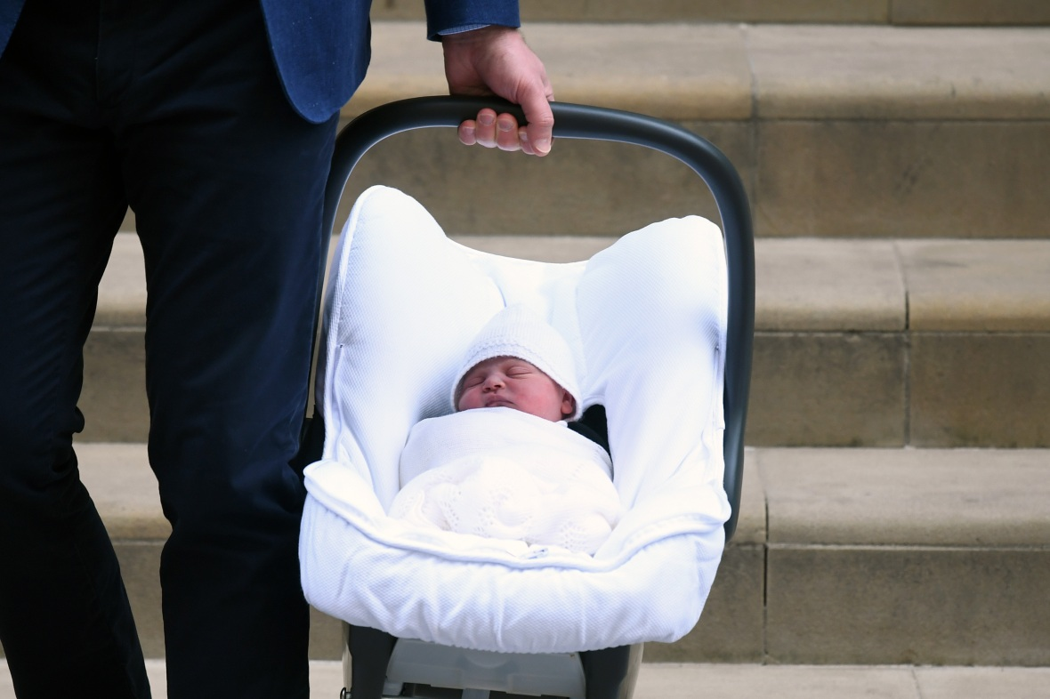 third royal baby getty images