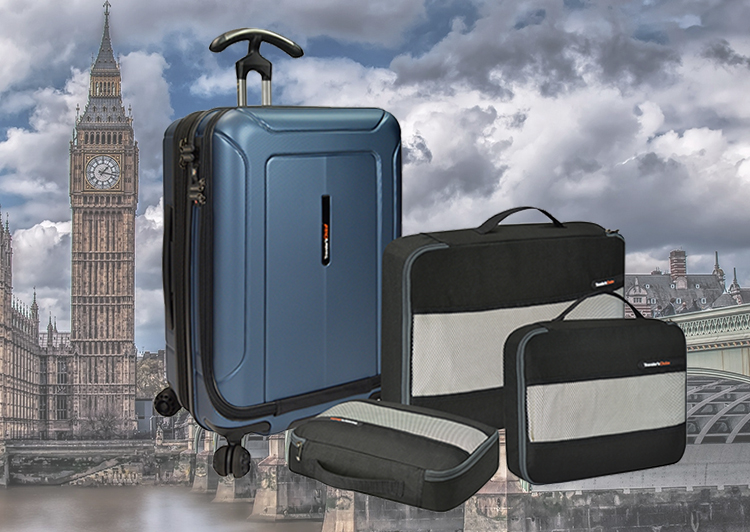Travelers choice luggage giveaway win it wednesday
