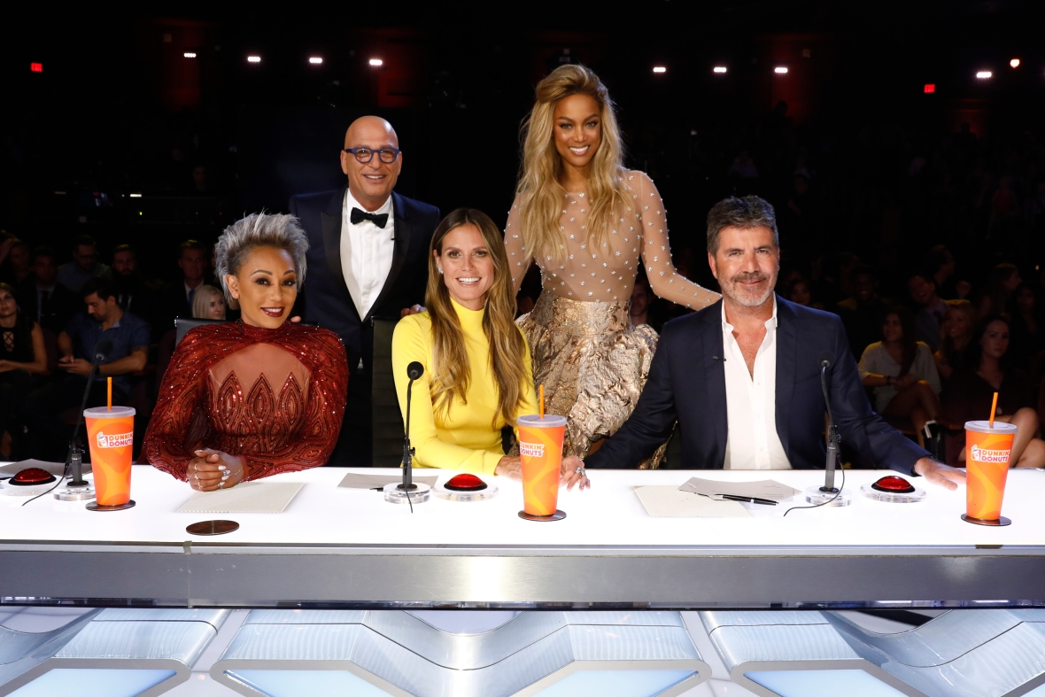 tyra banks 'agt' getty images