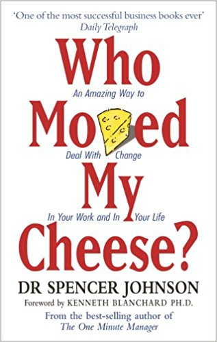who moved my cheese r/r
