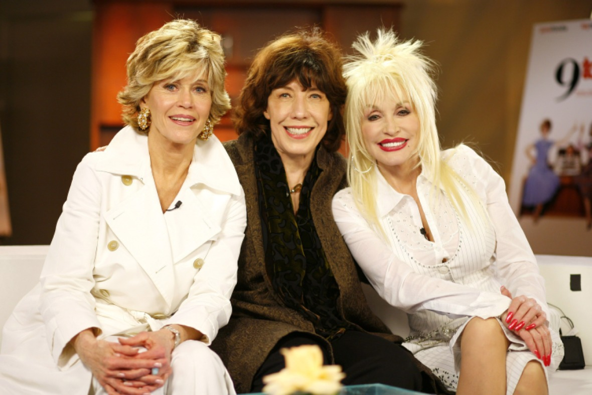 '9 to 5' cast getty images