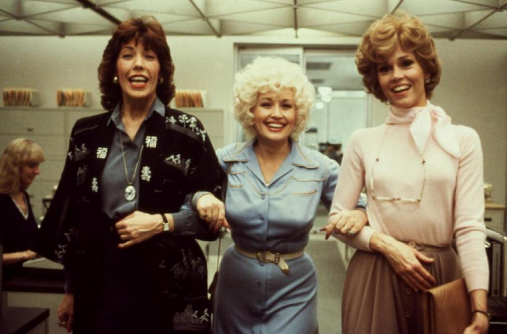 '9 to 5' cast r/r