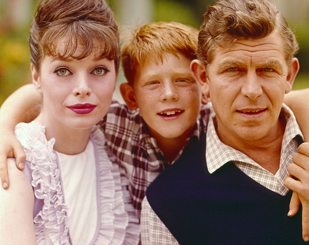 ron howard on the andy griffith show getty images