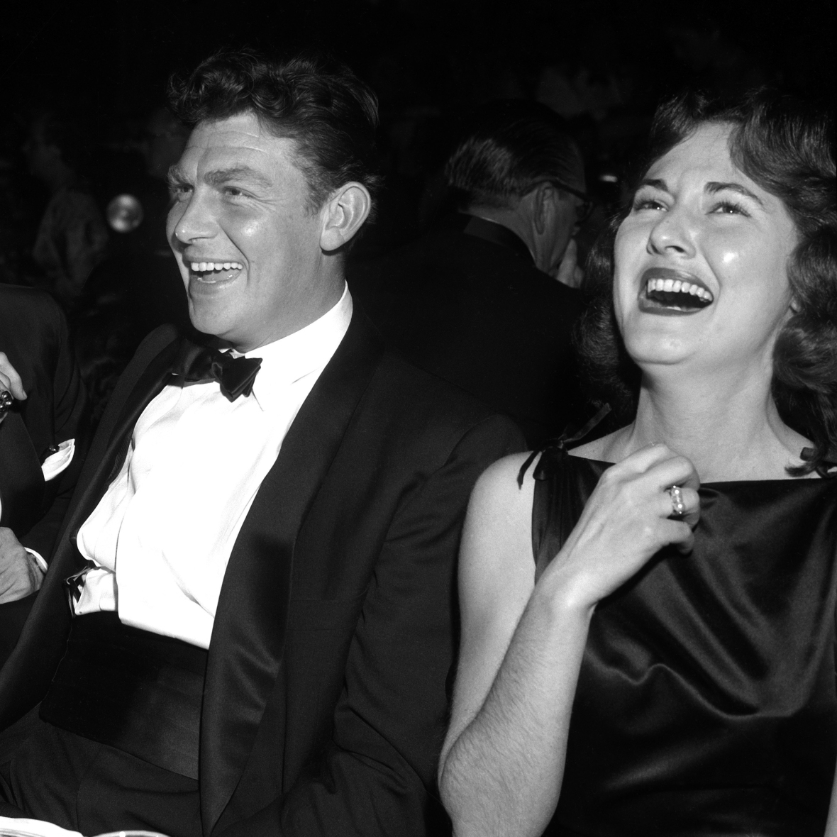 andy griffith wife getty images