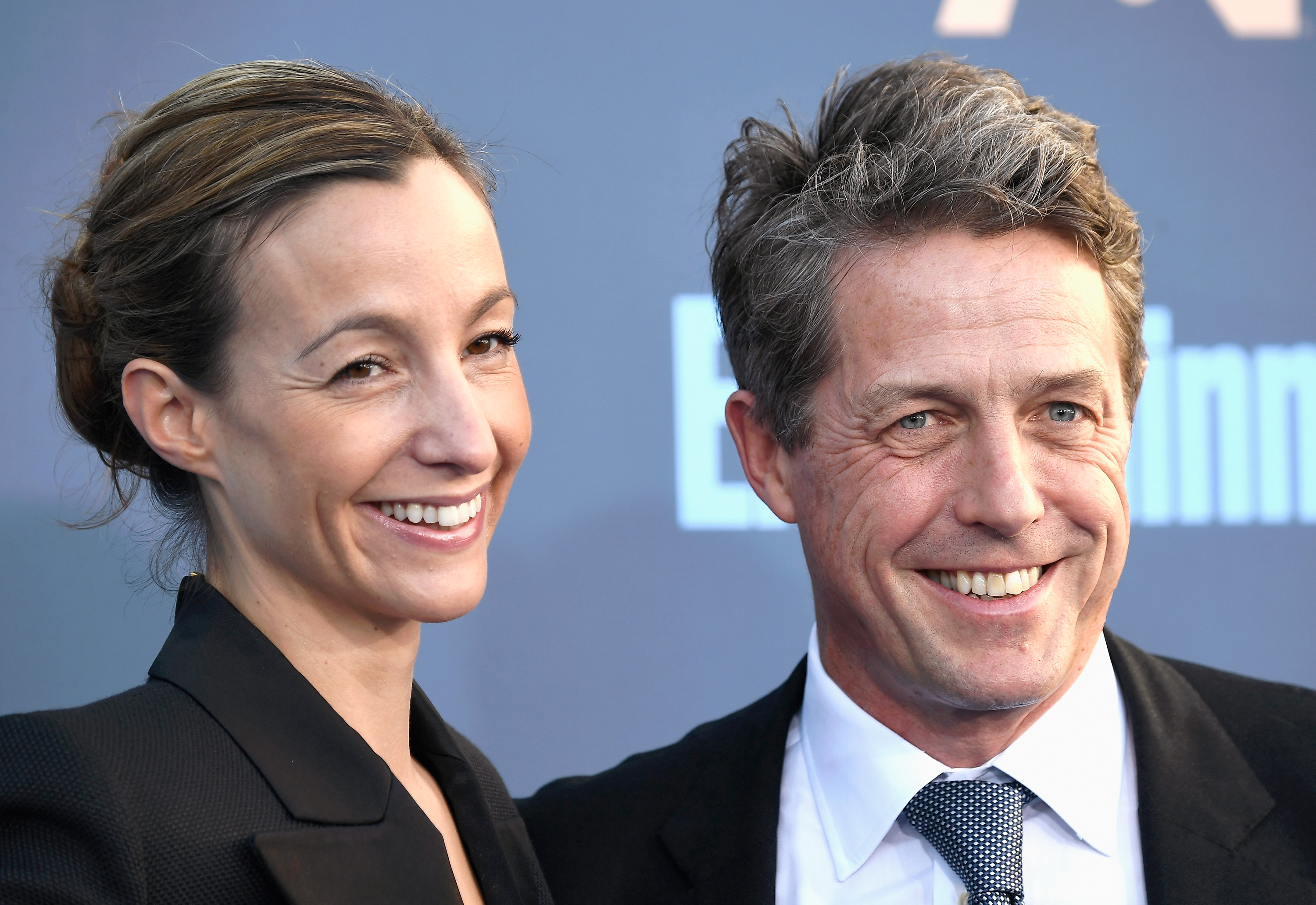 Hugh Grant S Wife Anna Eberstein Changed His View On Marriage