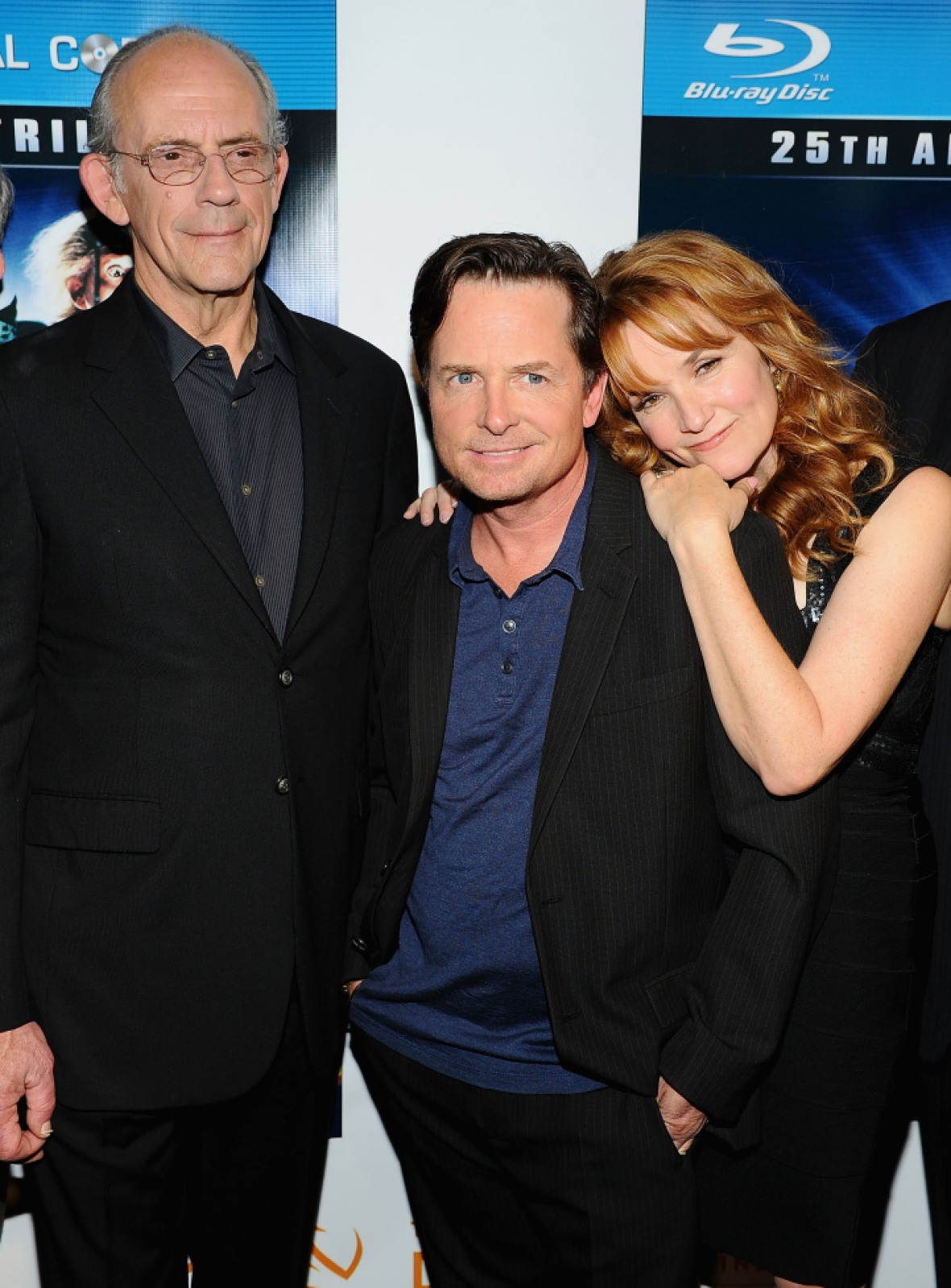 lea thompson back to the future getty images