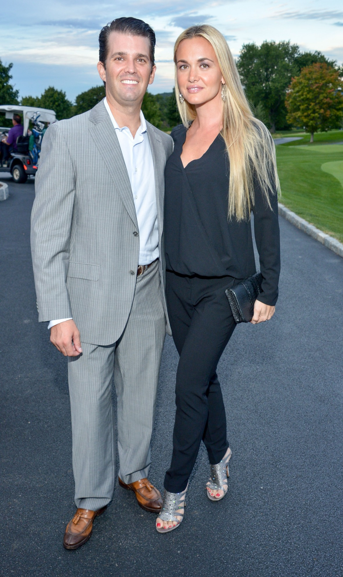 donald trump jr. wife getty images