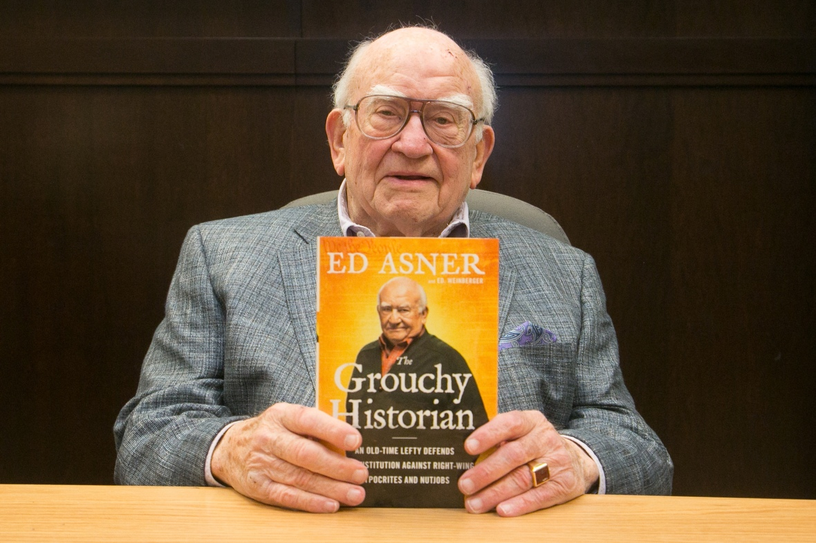 ed asner - activist