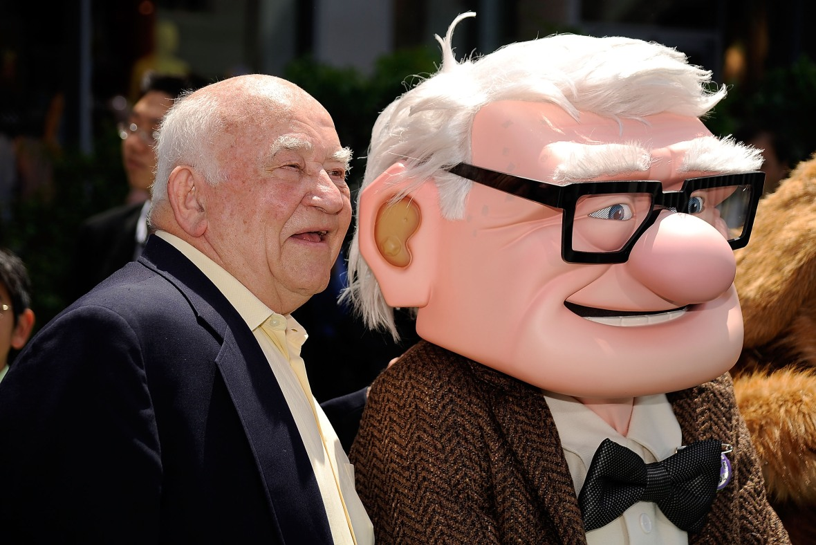 ed asner - up 2