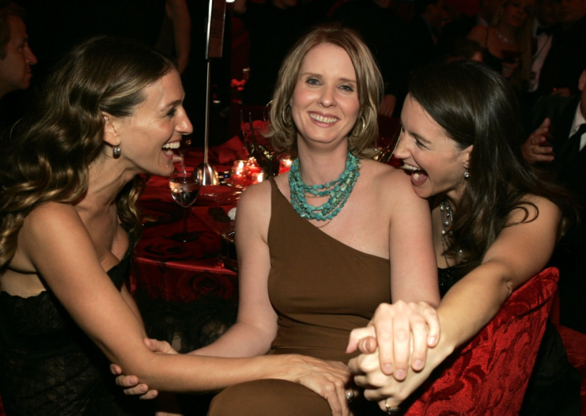 2004 emmys after party
