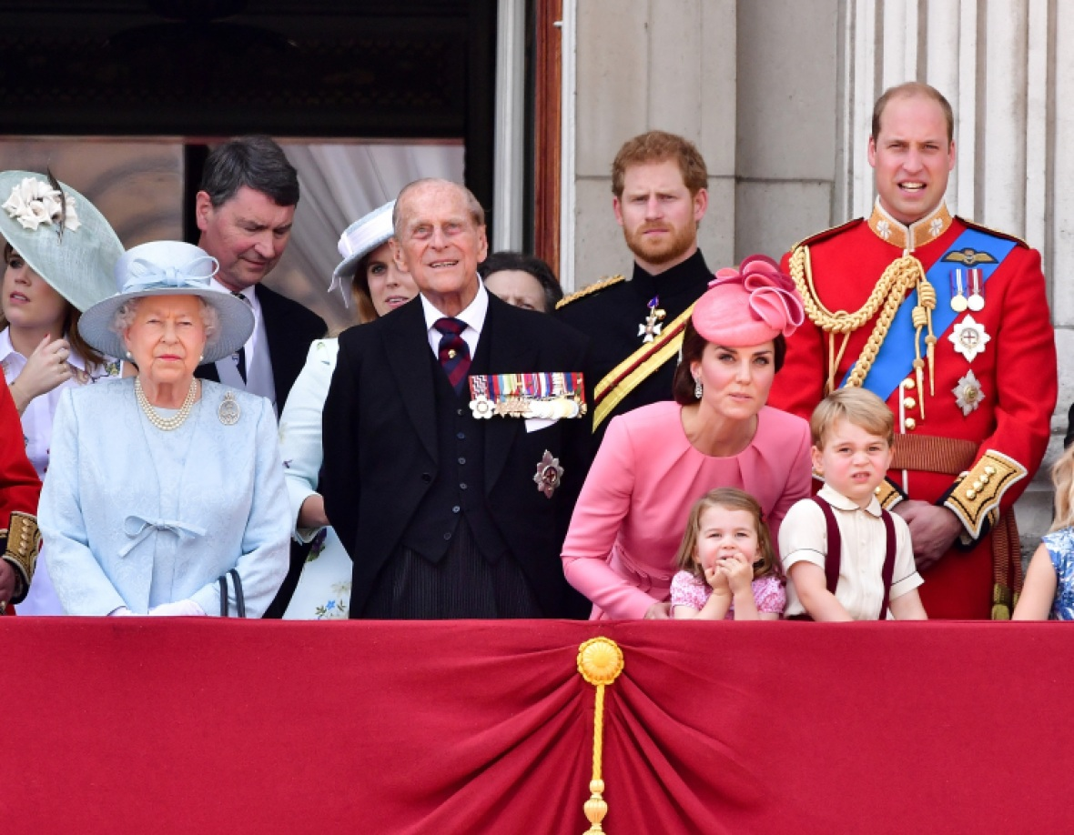 royal family - getty images