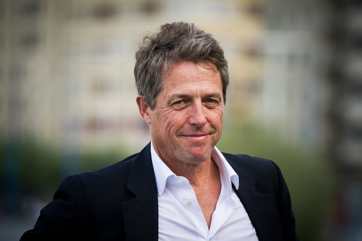 hugh grant getty images
