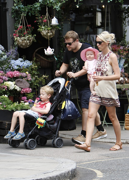 james corden family
