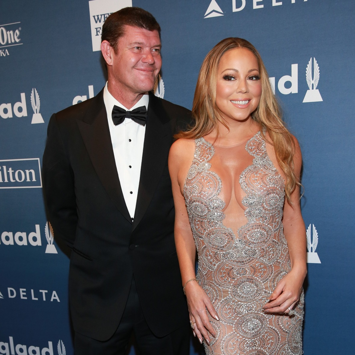 james packer mariah carey getty images