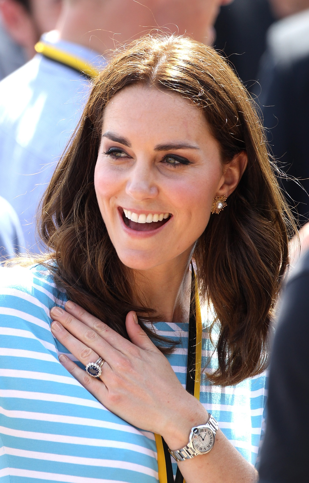 kate middleton rings getty images