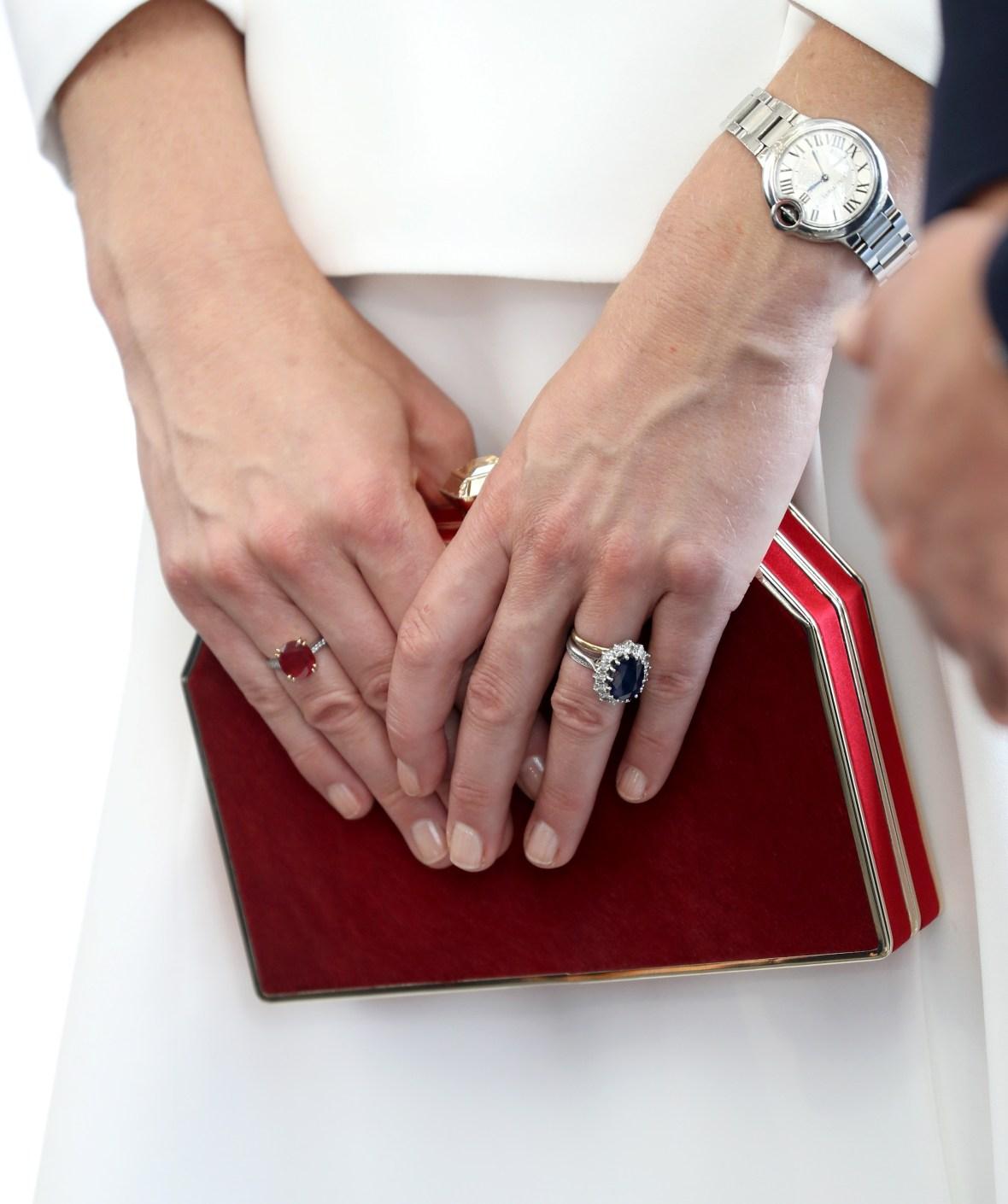 kate middleton ruby ring
