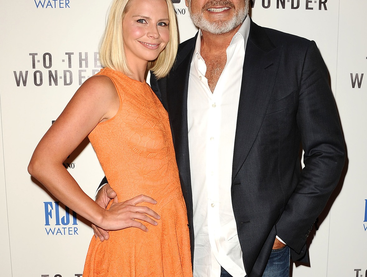 kelsey grammer and his wife